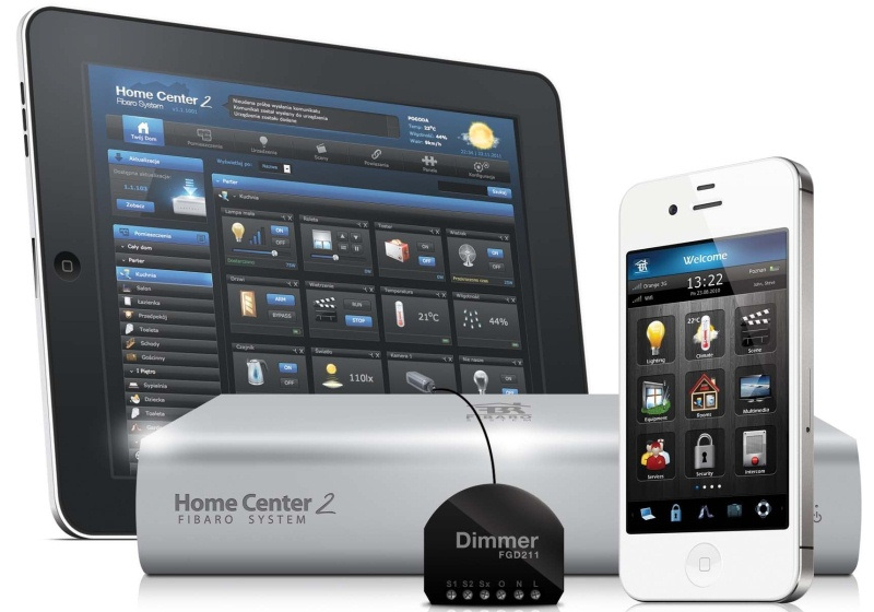 Home Center 2 Fibaro