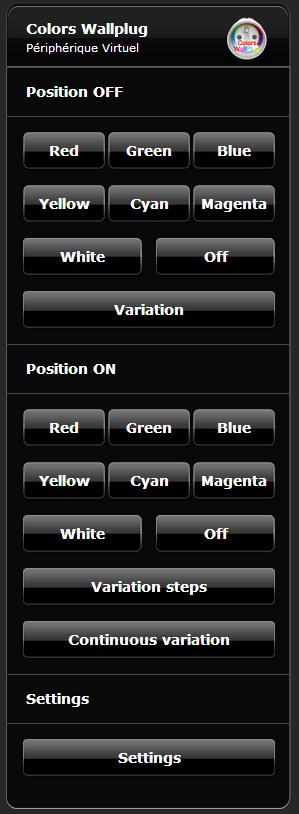 Colors WallPlug