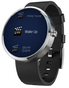smartwatch et fibaro