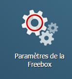 Paramètre freebox