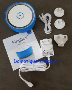 Fingbox-pack