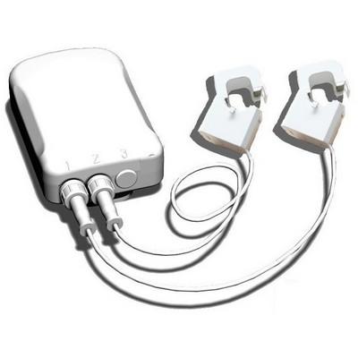 AEON LABS - Compteur de consommation électrique (avec 2 pinces 200A) - DSB0910