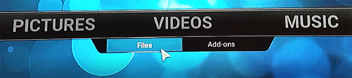 kodi-video-files