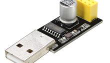Programmateur ESP8266 CH340 USB