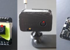 Domotique DIY – Partie 9 – Caméra Wifi avec reconnaissance faciale